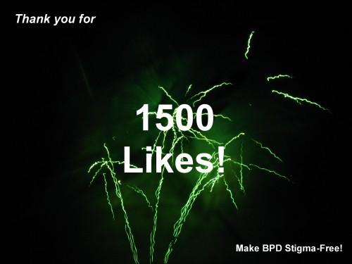 1500 Likes