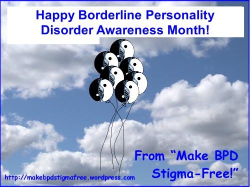BPD Awareness Month Pic