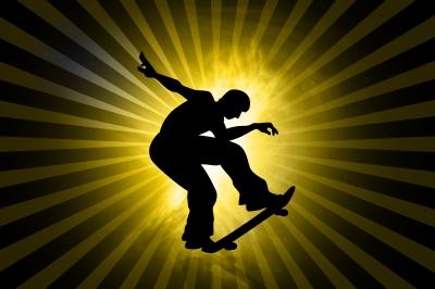 """Skateboard"" by jscreationzs/FreeDigitalPhotos.net"