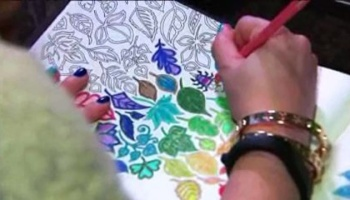 Adult Coloring Books Help Relieve Anxiety And Depression